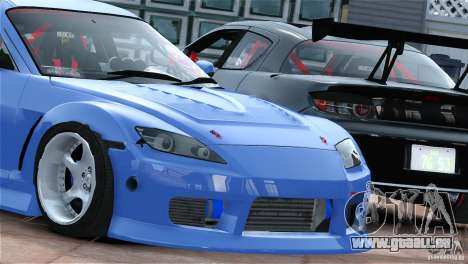Mazda RX-8 Mad Mike für GTA 4