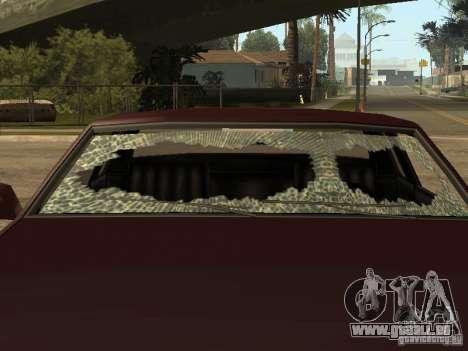 Dommages réalistes pour GTA San Andreas sixième écran