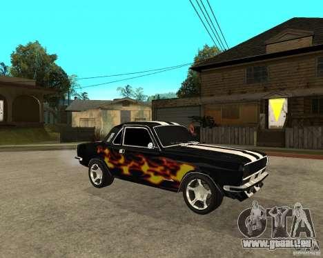 GAZ 2410 Camaro Edition für GTA San Andreas rechten Ansicht