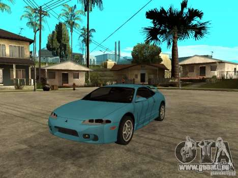 Mitsubishi Eclipse 1998 Need For Speed Carbon für GTA San Andreas