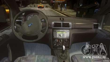 Ford Connect 2007 für GTA 4 rechte Ansicht