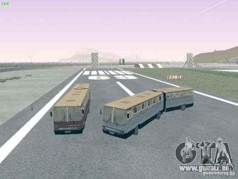 IKARUS 280.03 für GTA San Andreas obere Ansicht