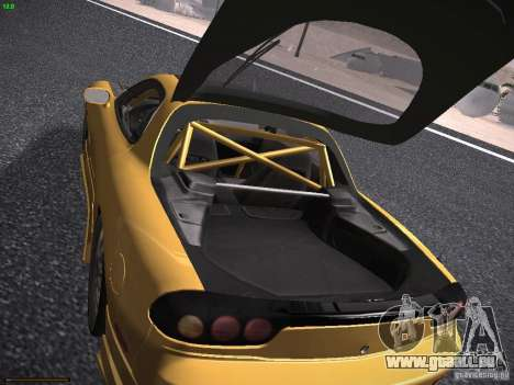 Mazda RX-7 FD3S C-West Custom für GTA San Andreas Seitenansicht