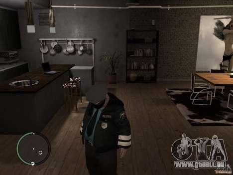 Russian Cops pour GTA 4 secondes d'écran