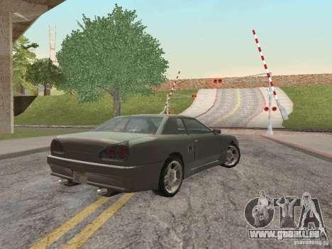 LowEND PCs ENB Config pour GTA San Andreas cinquième écran
