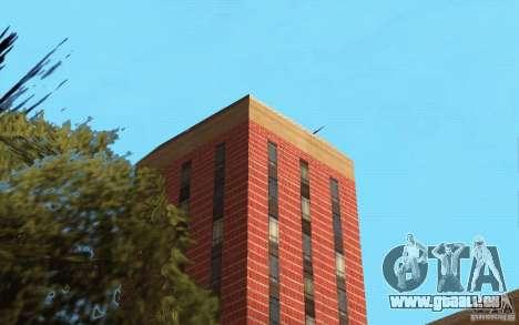 Neue Texturen für das Krankenhaus in Los Santos für GTA San Andreas zweiten Screenshot