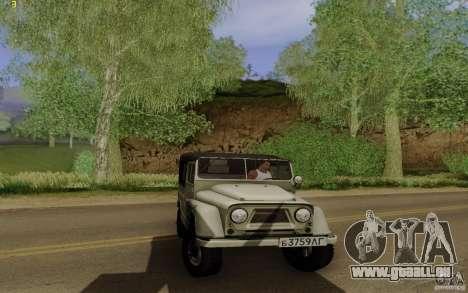 UAZ 460 B pour GTA San Andreas