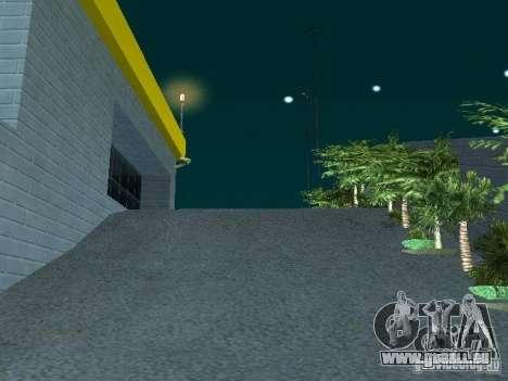 Nouveau showroom à San Fierro pour GTA San Andreas cinquième écran
