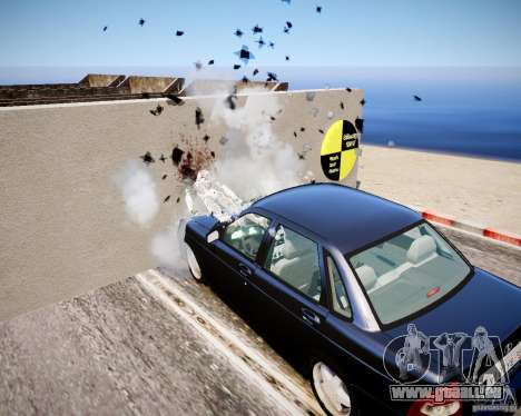 Crash Test Dummy für GTA 4 dritte Screenshot