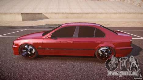 BMW M5 E39 Hamann [Beta] pour GTA 4 est une gauche