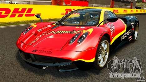 Pagani Huayra 2011 [EPM] pour GTA 4