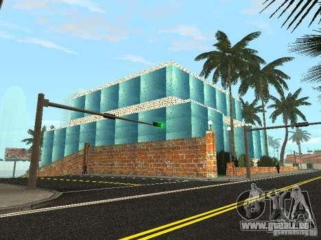 Obnovlënyj Krankenhaus von Los Santos v. 2.0 für GTA San Andreas achten Screenshot