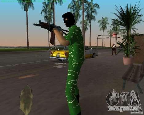 AK-74U pour GTA Vice City