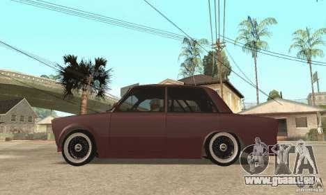 VAZ 2106 Street Style pour GTA San Andreas vue de droite