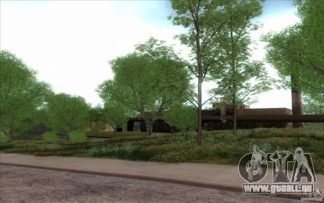 Project Oblivion HQ V1.1 für GTA San Andreas
