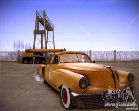 Walker Rocket pour GTA San Andreas