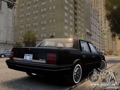 Oldsmobile Cutlass Ciera 1993 für GTA 4 linke Ansicht