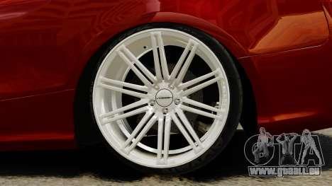 Audi RS5 2012 pour GTA 4 Vue arrière