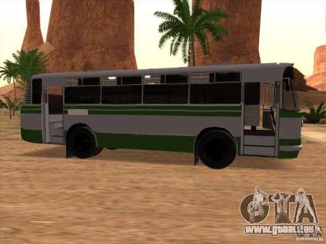 Nouveaux scripts pour les autobus. 2.0 pour GTA San Andreas deuxième écran