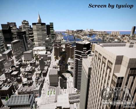 Modern Warfare 3 Soap Europe pour GTA 4 troisième écran