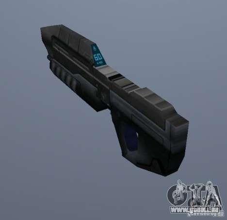 MA5B-Sturmgewehr beta v.1.0 für GTA Vice City zweiten Screenshot