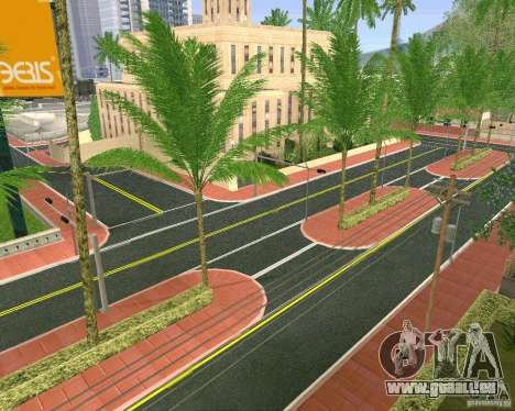 Neue Texturen von Los Santos für GTA San Andreas neunten Screenshot