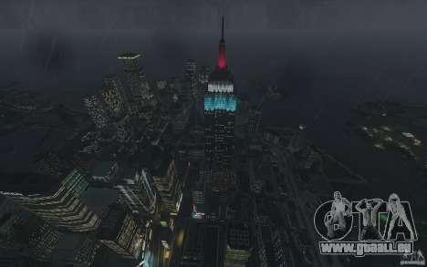 Menü- und Boot-Bildschirme von Liberty City in G für GTA San Andreas siebten Screenshot