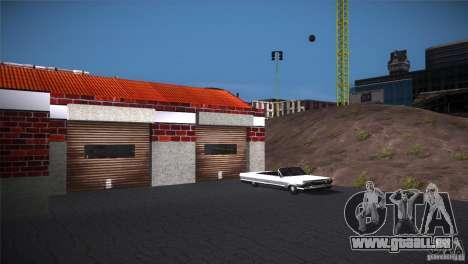 San Fierro Upgrade für GTA San Andreas zweiten Screenshot