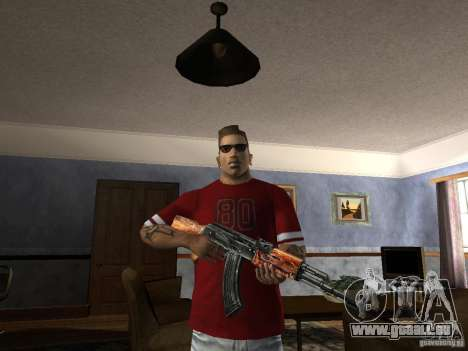 AK HD pour GTA San Andreas