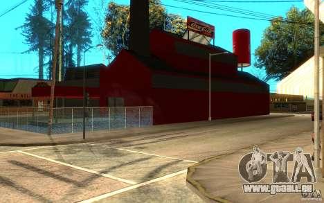 Coca Cola-Fabrik für GTA San Andreas zweiten Screenshot
