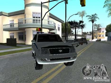 Toyota Land Cruiser 100 VX für GTA San Andreas