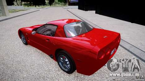Chevrolet Corvette C5 v.1.0 EPM für GTA 4 linke Ansicht