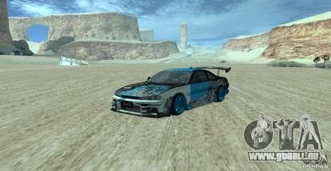 Nissan Silvia S14 NonGrata für GTA San Andreas