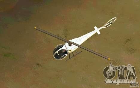 Dragonfly - Land Version pour GTA San Andreas vue intérieure