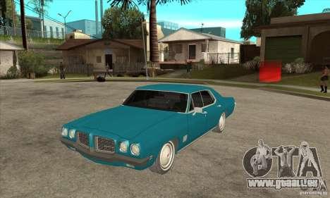 Pontiac LeMans für GTA San Andreas