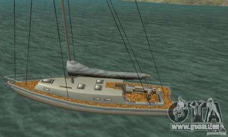 Marquis HD für GTA San Andreas linke Ansicht