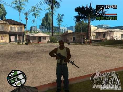 ID des CS 1.6 für GTA San Andreas