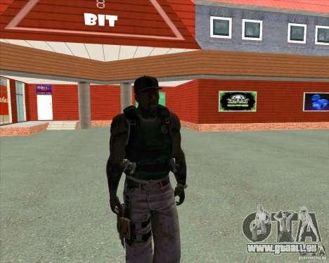 50 Cent pour GTA San Andreas quatrième écran