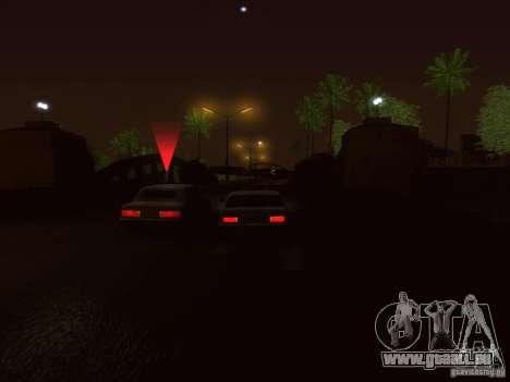NFS GTA RACE V4.0 pour GTA San Andreas