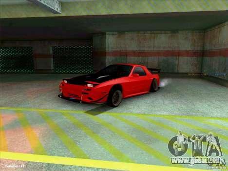 Mazda RX7 für GTA San Andreas