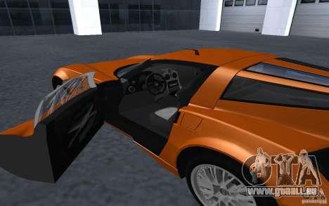Spada Codatronca TS Concept 2008 pour GTA San Andreas vue de droite