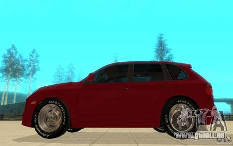 Wheel Mod Paket pour GTA San Andreas deuxième écran