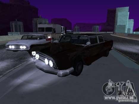 OceanicShit pour GTA San Andreas