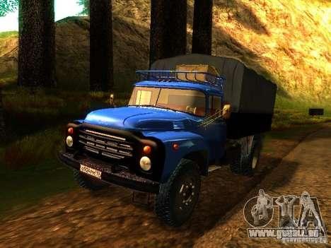 ZIL 431410 pour GTA San Andreas