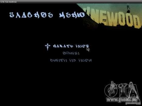 Die Schriftart der NFS-MW-v2 für GTA San Andreas