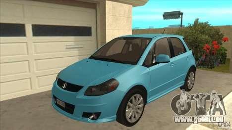 Suzuki SX4 Sportback 2011 für GTA San Andreas