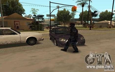 Alternative urban pour GTA San Andreas septième écran