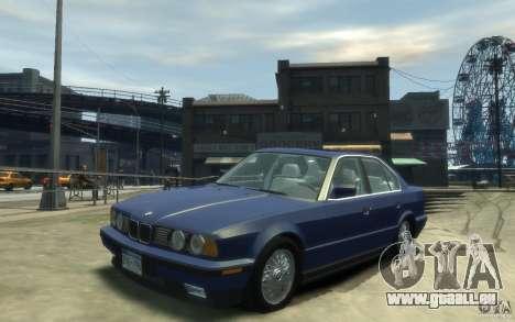 BMW 535i (E34) für GTA 4