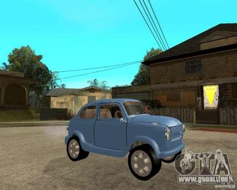 ZAZ 965 Zaporozhets HotRod für GTA San Andreas rechten Ansicht