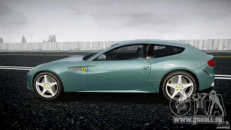 Ferrari FF 2012 pour GTA 4 est une gauche